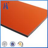 Material de construção Revestimento de parede Revestimento de alumínio Parede de cortina de alumínio