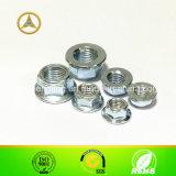 DIN6923/GB6187-86/ISO4161 탄소 강철 견과 M5~M40