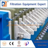 Machine une fois ouverte de rebut de filtre-presse de traitement des eaux
