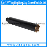"Brazed Diamond Tile Drill Core Bit com 1 1/4 ""Thread"