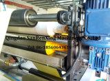 Máquina de revestimento dobro da fita adesiva dos lados da fibra de vidro