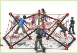 Спортивная площадка просто и интересной детей веревочки космоса сети Kaiqi напольная (KQ60143A)