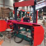 Machine van de Lintzaag van het Merk van China de Goedkope Draagbare Horizontale