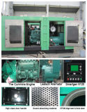CE&ISO Authorized Container Silent Type 500kw/600kVA Gas Generator with Comap Controller or UK Deep Sea Control Panel Accept Heat Receovery Cogeneration Unit