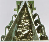 Bande de conveyeur de pipe pour le charbonnage