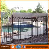 Los paneles de acero de la cerca de la venta al por mayor del surtidor de China para la piscina del jardín