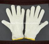 2015 heißer Verkauf gestrickte Baumwollhandschuhe, Polycotton Handschuhe, gute Qualität, Arbeits-Handschuhe,
