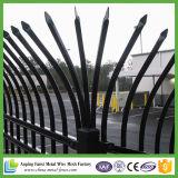 Spear Top Iron Bar Fence