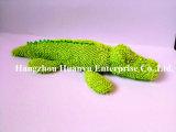 Brinquedo do crocodilo do animal de estimação do luxuoso da fonte da fábrica