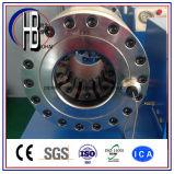 호스 회의를 위한 세륨 컴퓨터 통제 유압 호스 주름을 잡는 기계