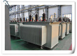 Ölgeschützter Typ formloser Legierungs-Leistungstranformator für Stromversorgung