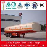 De Semi Aanhangwagen van de Tanker van de Brandstof van de Vervaardiging van de Aanhangwagen van de Vrachtwagen van het nut