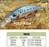 Amorce faite sur commande de manivelle d'attrait de pêche d'Aaaaa