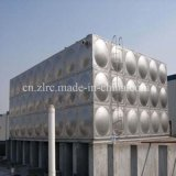 Réservoir de stockage de l'eau d'acier inoxydable/réservoir d'eau sanitaire de catégorie comestible