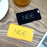 Pas het Geval van iPhone van de Glimlach van Nice aan