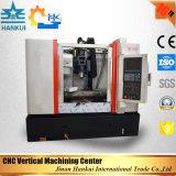 Torno inclinado del CNC de la base de Ck-63L para el precio de la pequeña empresa