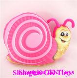 L'escargot de Microbeads joue le jouet coloré d'escargot
