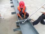 Структура стального толя толя Prefab стальная настилая крышу структурно толь