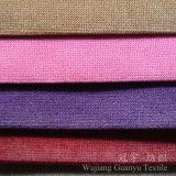 De vastgebonden Stof van de Polyester van Huis Textiel 100% van het Suède met Steun