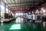 수평한 정밀도 CNC 선반을 기계로 가공하는 Ck40L CNC Fanuc 금속