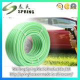 Mangueira de alta pressão trançada da tubulação do pulverizador do ar da fibra plástica do PVC