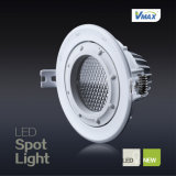 7W LED COB Spotlight Light Angle Adjustable Range New Shell Design