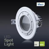 7W LED البوليفيين أضواء على ضوء زاوية قابلة للتعديل المدى قذيفة تصميم جديد