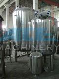 Réservoir de stockage d'acier inoxydable pour le liquide liquide (ACE-CG-H3)