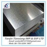 Катушка покрытия цинка G90 горячая окунутая гальванизированная стальная