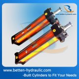 Cilindro hidráulico de Rod de laço