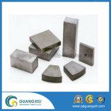 Imán permanente fuerte sinterizado motor modificado para requisitos particulares de la aleación de acero del molde