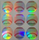 Laser 투명한 자필 레이블