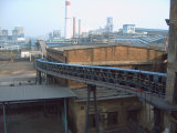 Конвейерная трубы для добычи угля