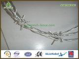 高い安全性の有刺鉄線