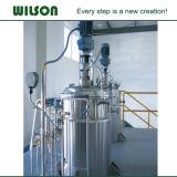 El tanque de mezcla solvente líquido del acero inoxidable