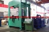 Máquina Vulcanizing de borracha do controle automático cheio do PLC (CE/ISO9001)