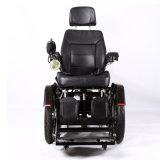 Роскошная стоящая кресло-коляска силы для с ограниченными возможностями напольное крытого