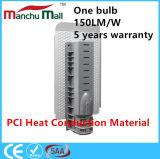IP67 180W im Freien PFEILER LED Straßenlaterne mit 5 Jahren Garantie-