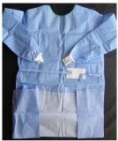 Мантия Ce/FDA/ISO устранимая Nonwoven стандартная хирургическая