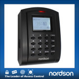 Atención del &Time del regulador del acceso de la puerta de la red RFID del telclado numérico Sc-103