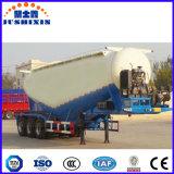 Aanhangwagen 3 van Jushixin de Aanhangwagen van de Bulk-carrier van het Cement van het Vervoer van Assen