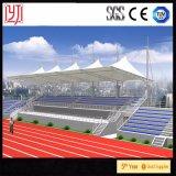 Sombrilla extensible superior de la estructura de la membrana de la azotea en fábrica china
