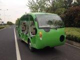 De Goedkeuring die van Ce de Elektrische Auto van het Sightseeing Vervoer