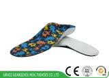 深いかかとのコップおよび強い踏まず支え(2217852)が付いているFootbedのOrthotic平らなフィートの矯正的な靴の中敷