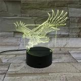 Décoration à la maison Cadeau acrylique LED Cadeau créatif