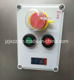 Granulatoire de oscillation de cylindres de double de haute performance de Yk-160s