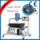 Équipement d'essai automatique de la visibilité 2D+3D de marque de Hannovre pour le diamètre de mesure