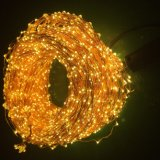 LED 분지 크리스마스 휴일 축제 훈장을%s 장식적인 끈 빛