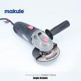 Le tatouage électrique de Makute usine la mini rectifieuse de cornière de 115mm