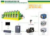 자동 귀환 제어 장치 시스템을%s 가진 EVA 종류 제품 사출 성형 기계